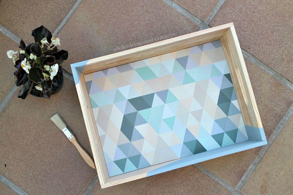 C mo decorar cajas de madera en el diy hunters day y sorteo express el taller de las cosas - Cajas de madera para decorar ...