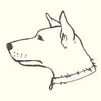 animal Drawing Tutorial - How to draw - how to draw a dog