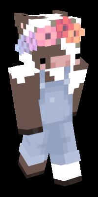Cow Minecraft Skins NameMC in