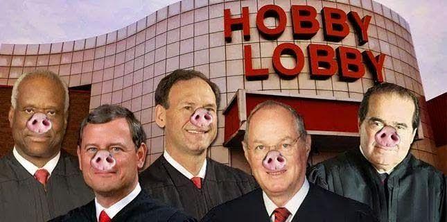 The Ybor City Stogie: Hobby Lobby Tampa Protest