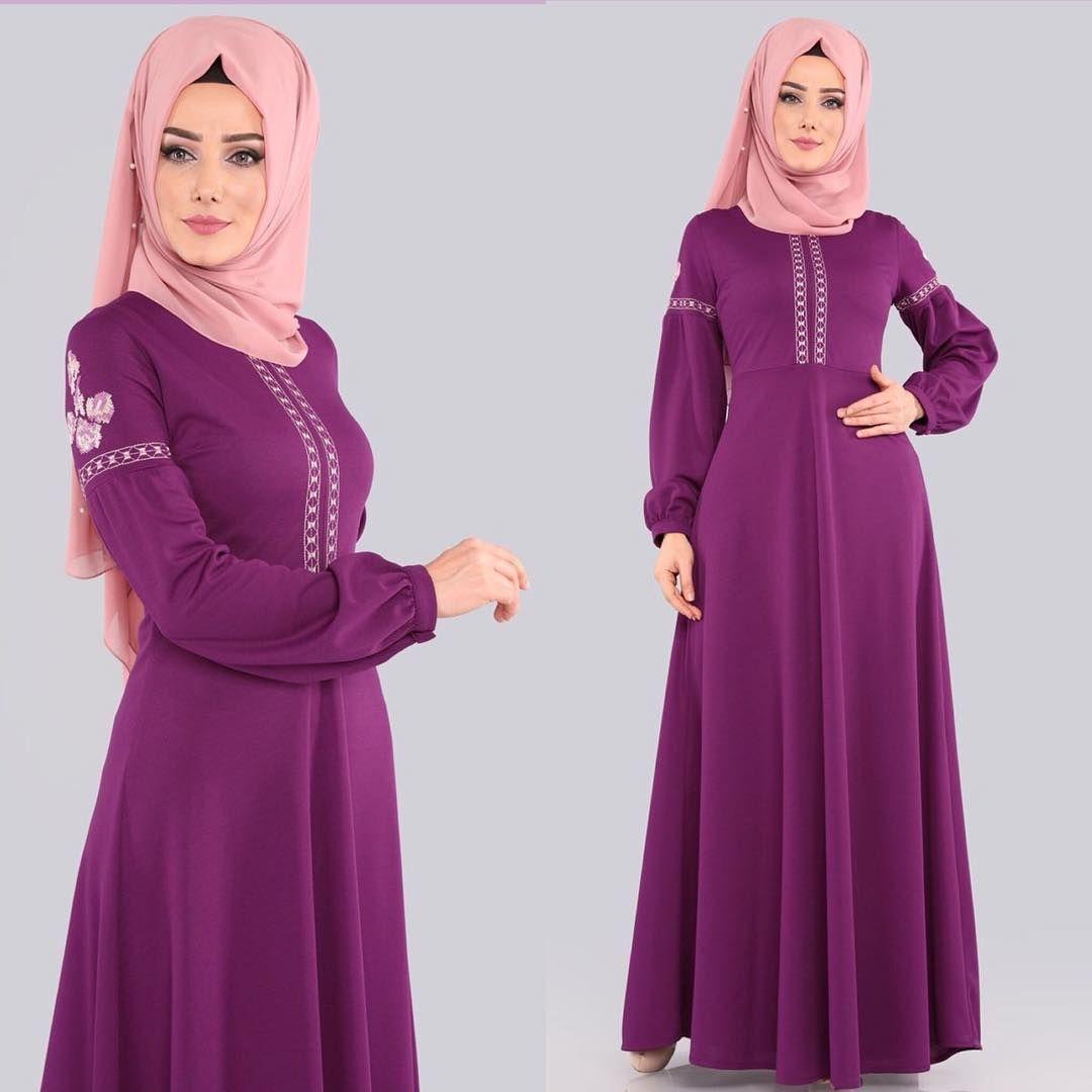 b06710cdb فستان تركي قياس 38 40 42 44 46 48نوع القماش / ليكرا اورمطول الفستان / 144