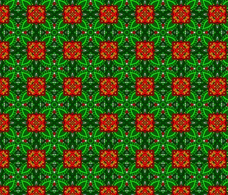 Wycinanka_Paisley_028 fabric by stradling_designs on Spoonflower - custom fabric
