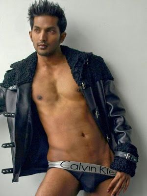 nude male desi model