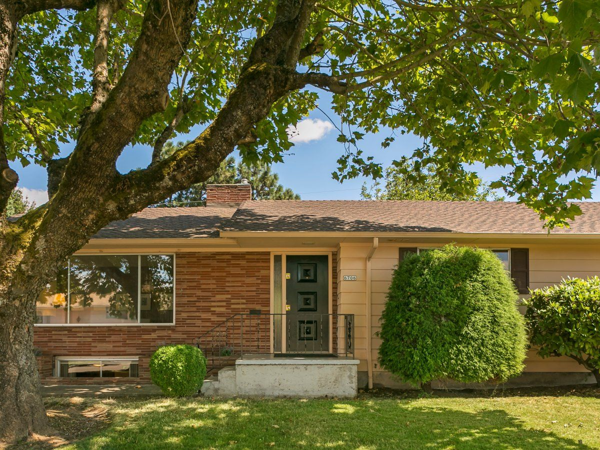 1958 midcentury home portland oregon | mid-century architecture