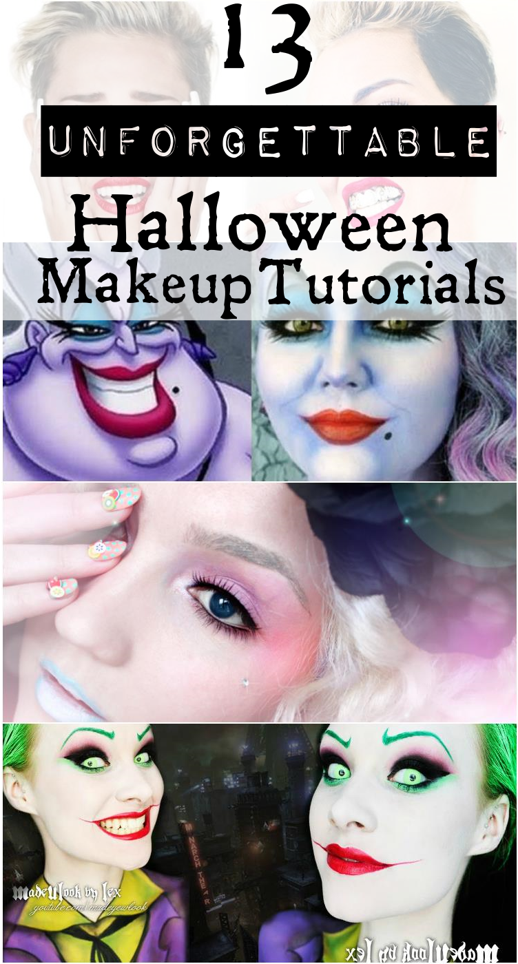 13 Halloween Costume Tutorials