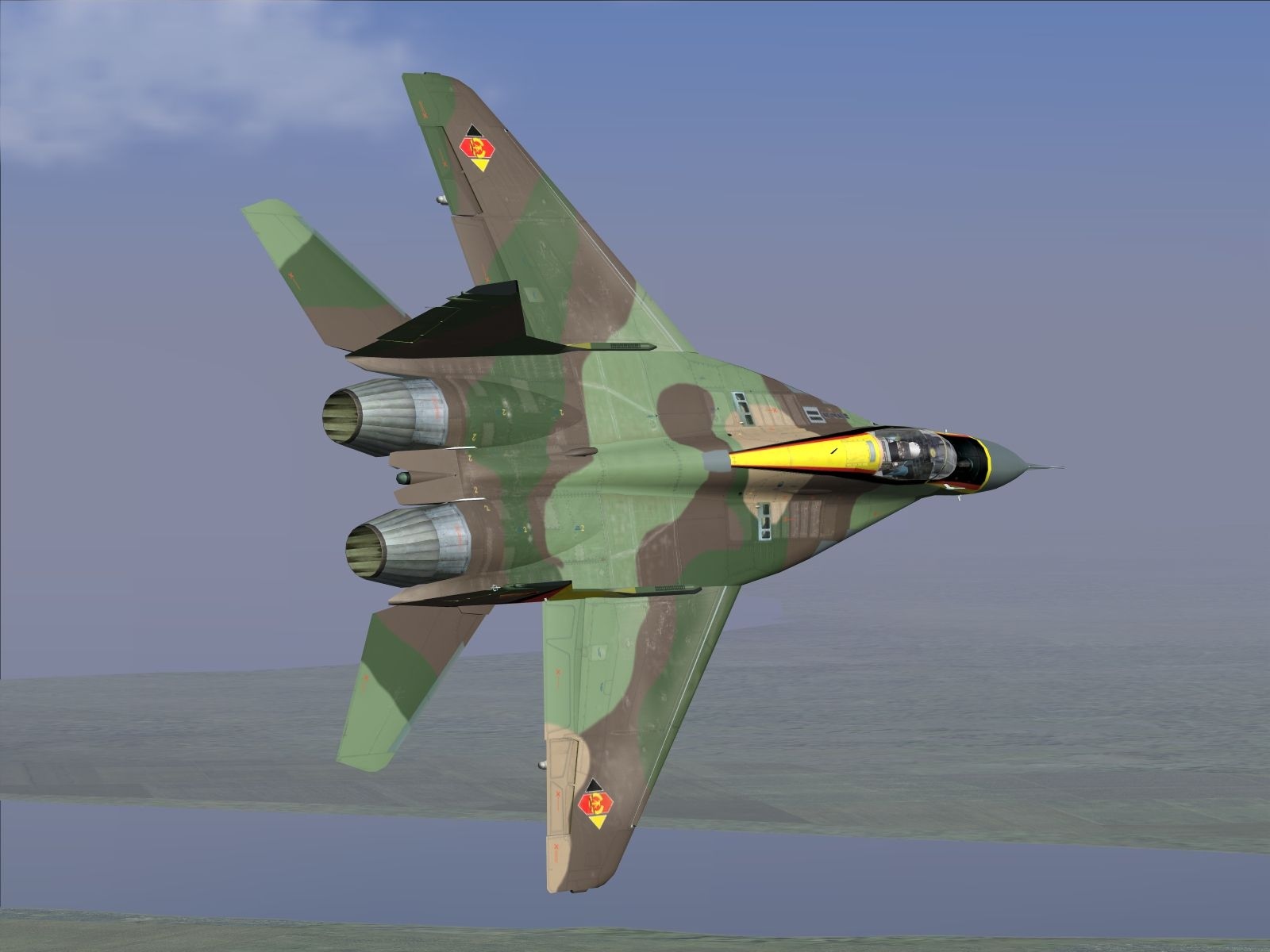 Mig-29 NVA | MIG | Pinterest | Aircraft, Russian military ...