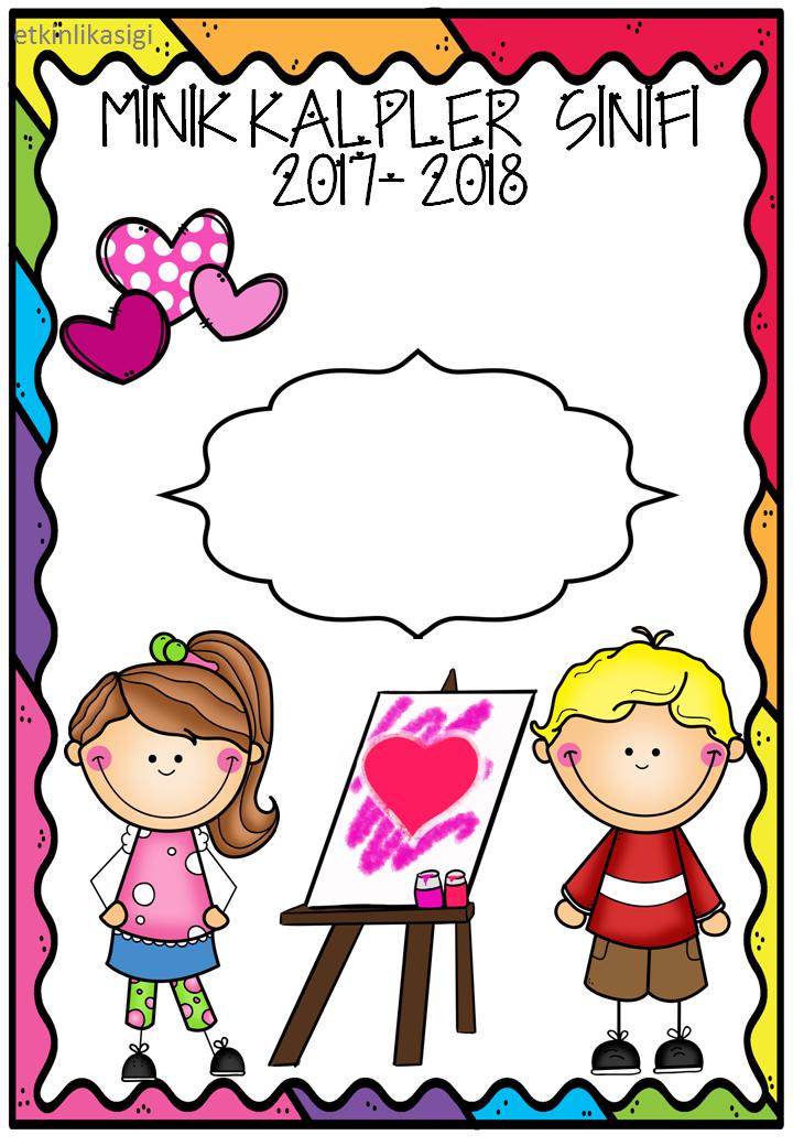 Minik Kalpler Sınıfı Karne örnekleri Preschool School Ve Back