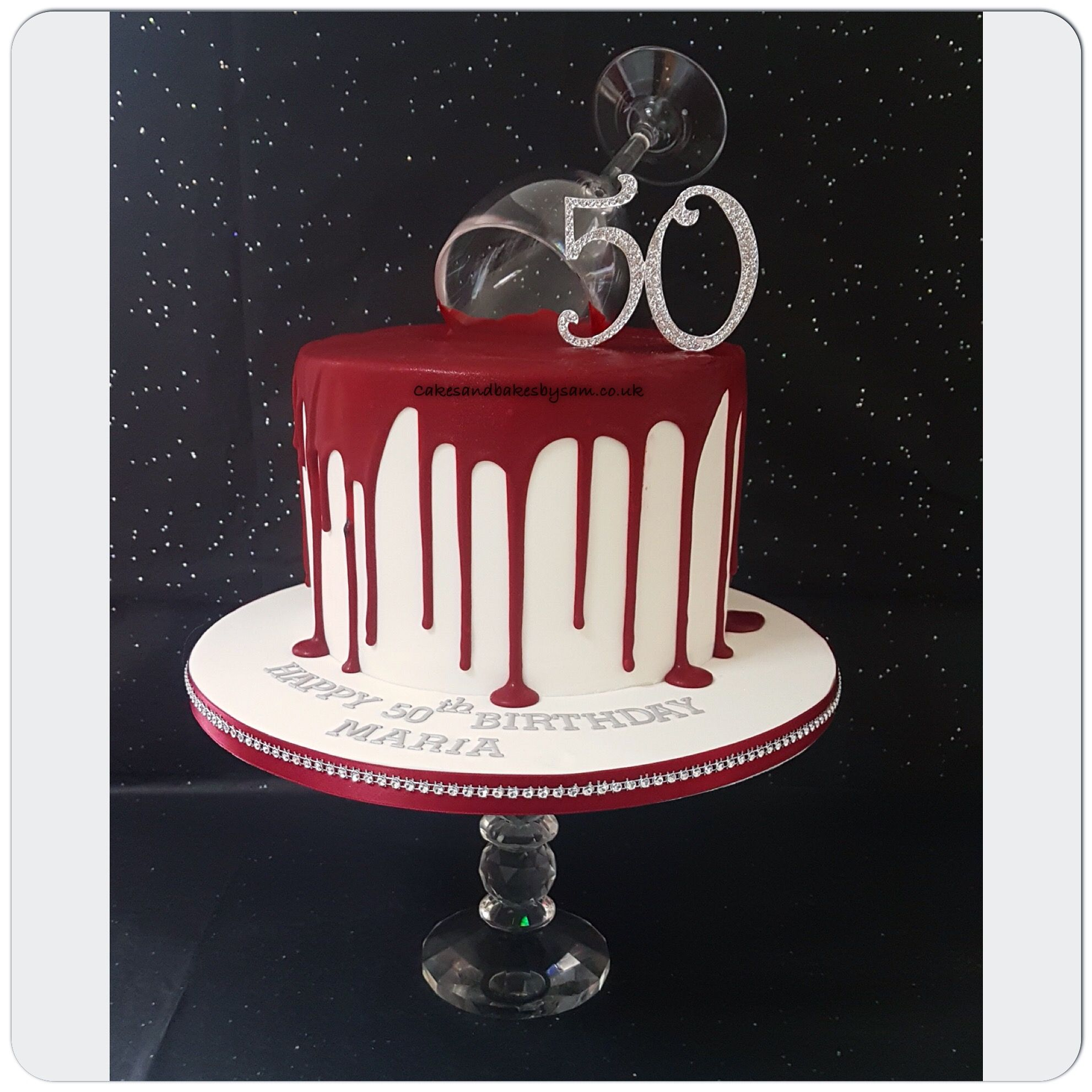 red wine cake design Pin on Cakes and Bakes by Sam