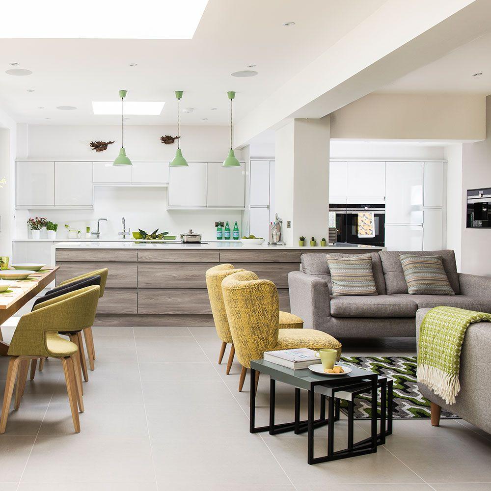 Open Plan Luxury Kitchen, London | House | Pinterest | Luxury ...
