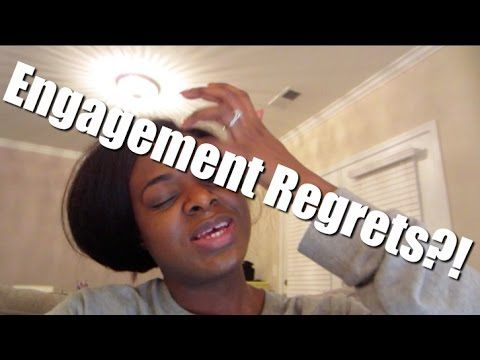 Vlogmas Day 6 | Engagement Regrets??