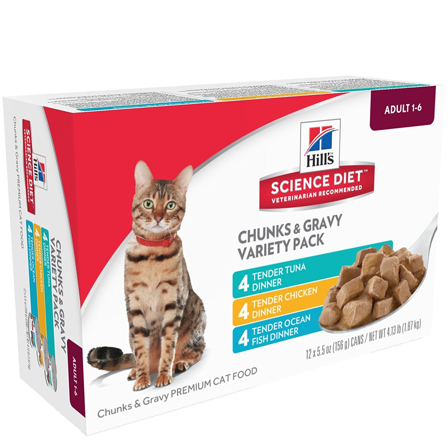 Reviews Of The Best Canned Cat Food Hills science diet