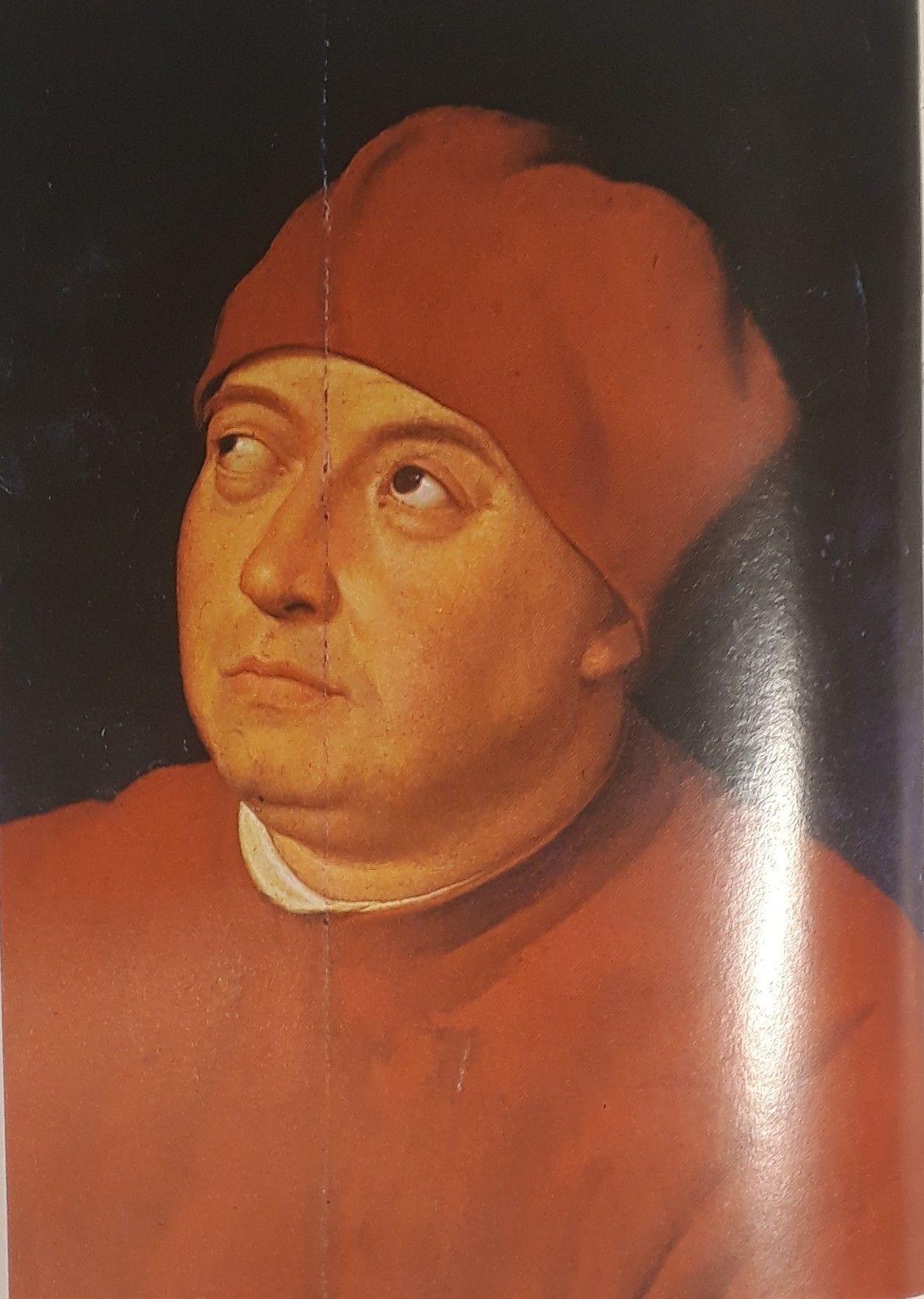 Tommaso Inghirami Rafael Santi Xvi W Galeria Pitti Florencja Art Artwork Mona Lisa