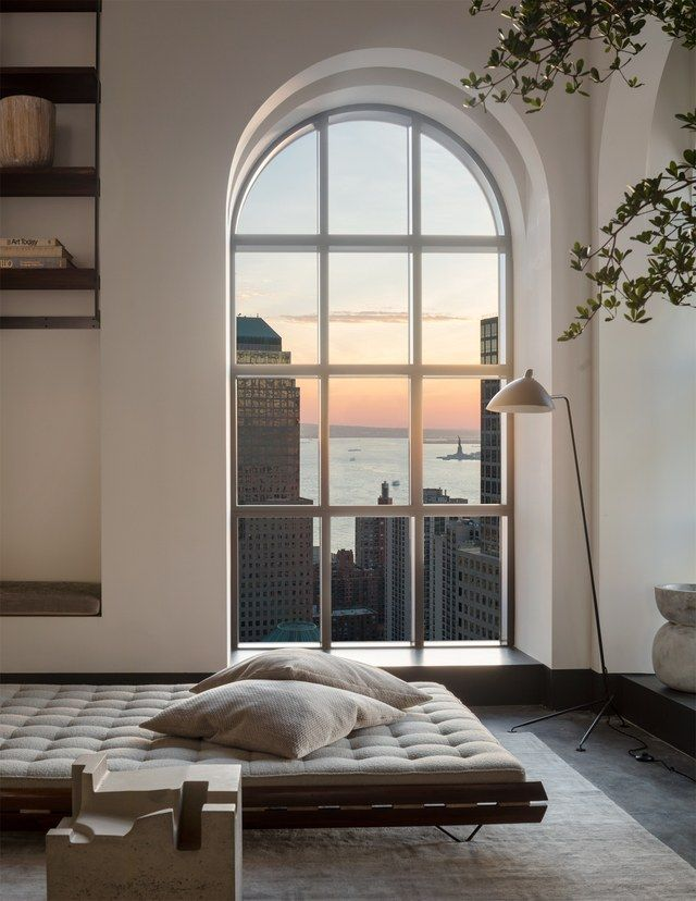 Photo of This Penthouse Contains New York City's Largest Living Room