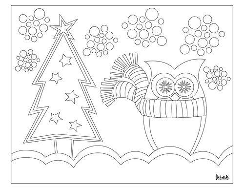 Let It Snow Free Coloring Page Happy Holidays Valentinaramosblogspot