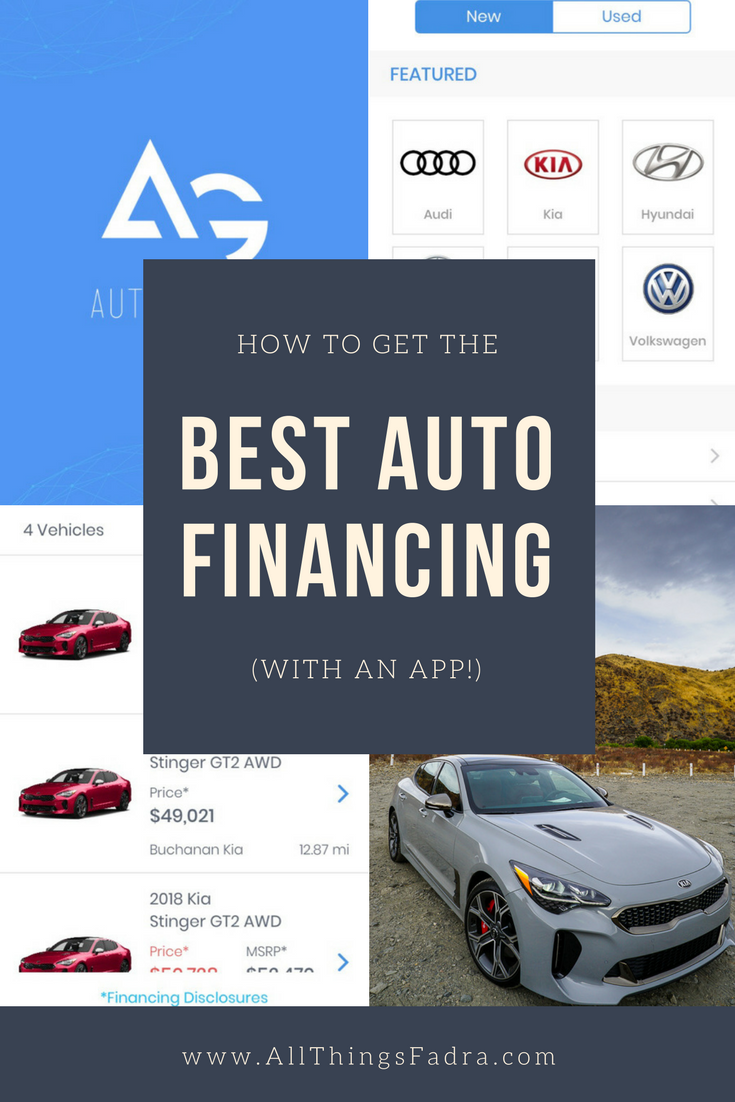 Best Auto Financing With Autogravity App All Things Fadra Cool Cars Car Finance Finance