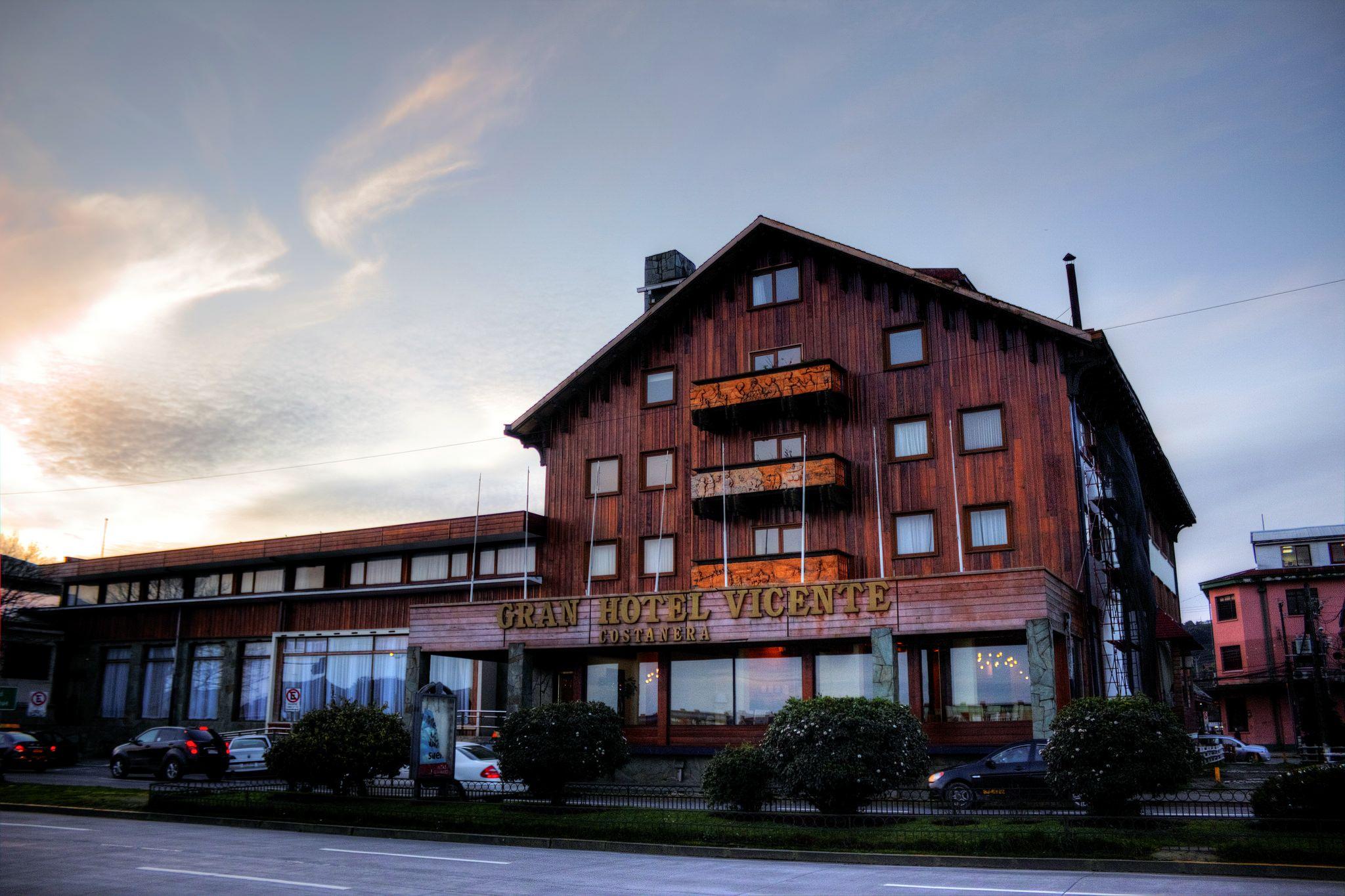 Gran Hotel Don Vicente, Puerto Montt (con imágenes