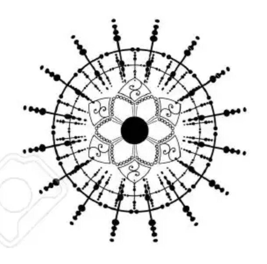 Mandala light source