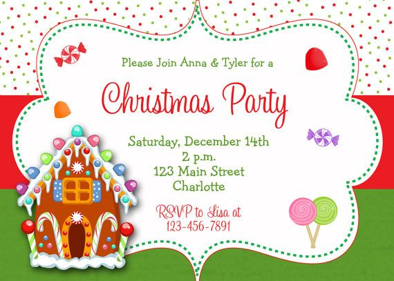 This Listing Is For A Digital File Party Invitation This Invitation