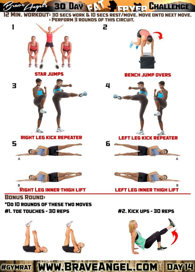 Side Workouts Love Handles Weights