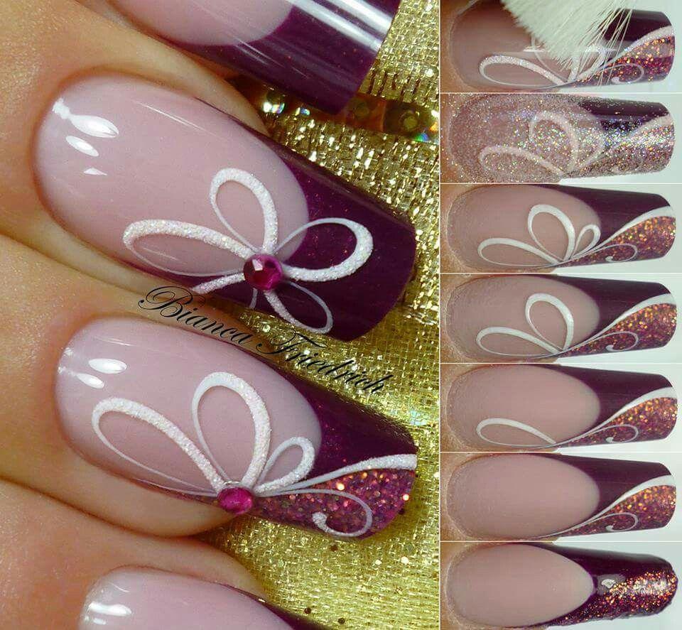 Pin van Celine Pronk op nails   Pinterest