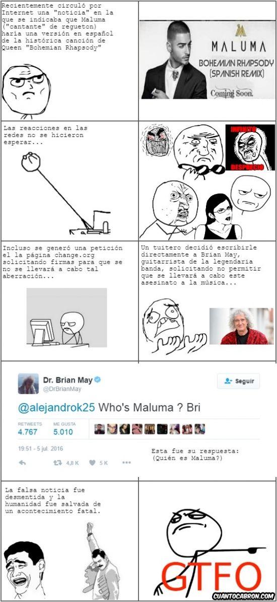 Respect! Brian May        Gracias a http://www.cuantocabron.com/   Si quieres leer la noticia completa visita: http://www.estoy-aburrido.com/respect-brian-may/