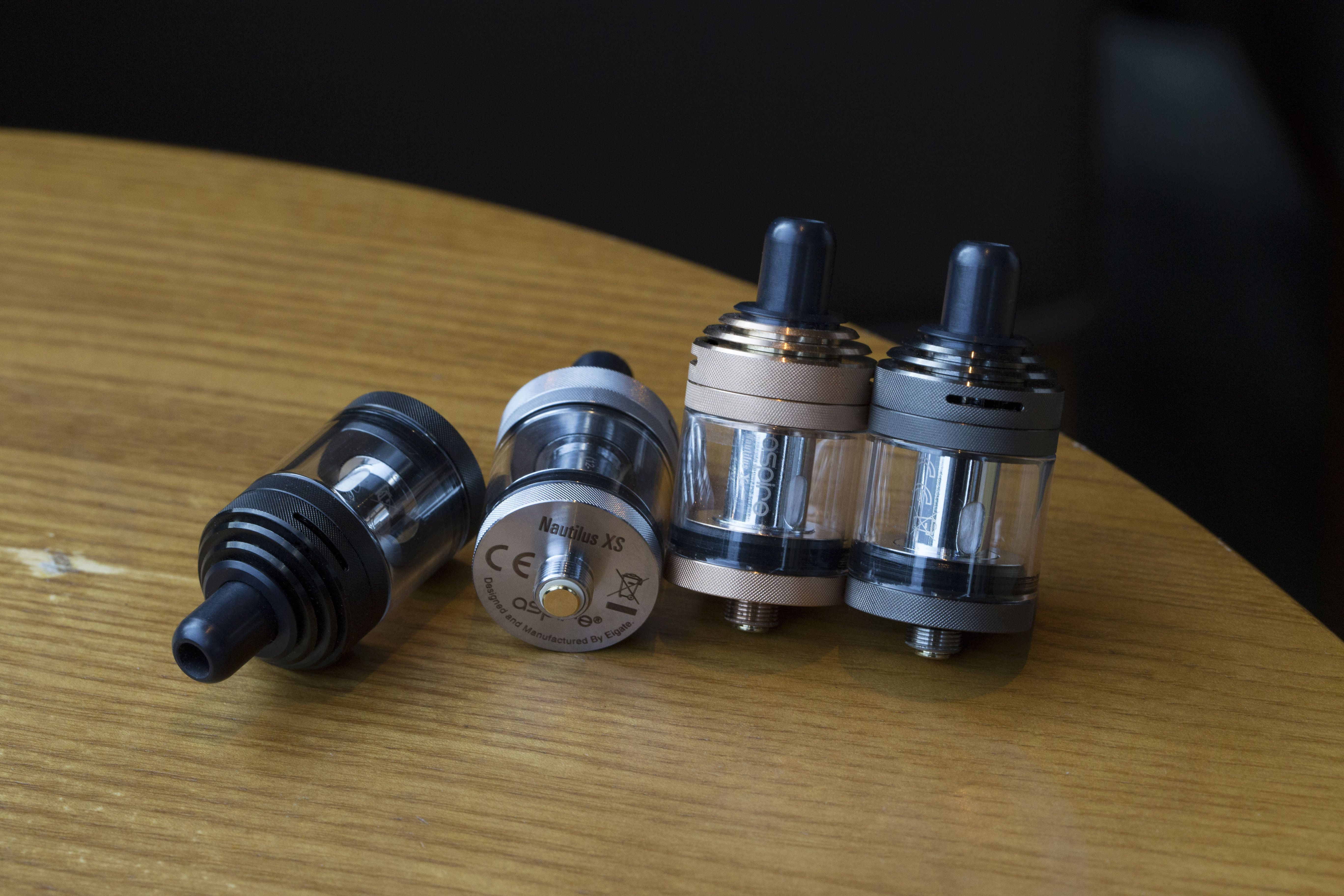 The Nautilus Xs Tank Is Filled From The Top In Seconds Simply