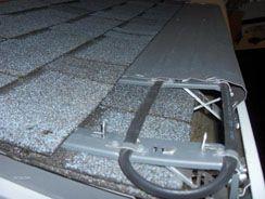 Heated Gutter Helmets Metal Roofing Bathwraps And More Atlas Home Improvement Gutters Home Improvement Metal Roof
