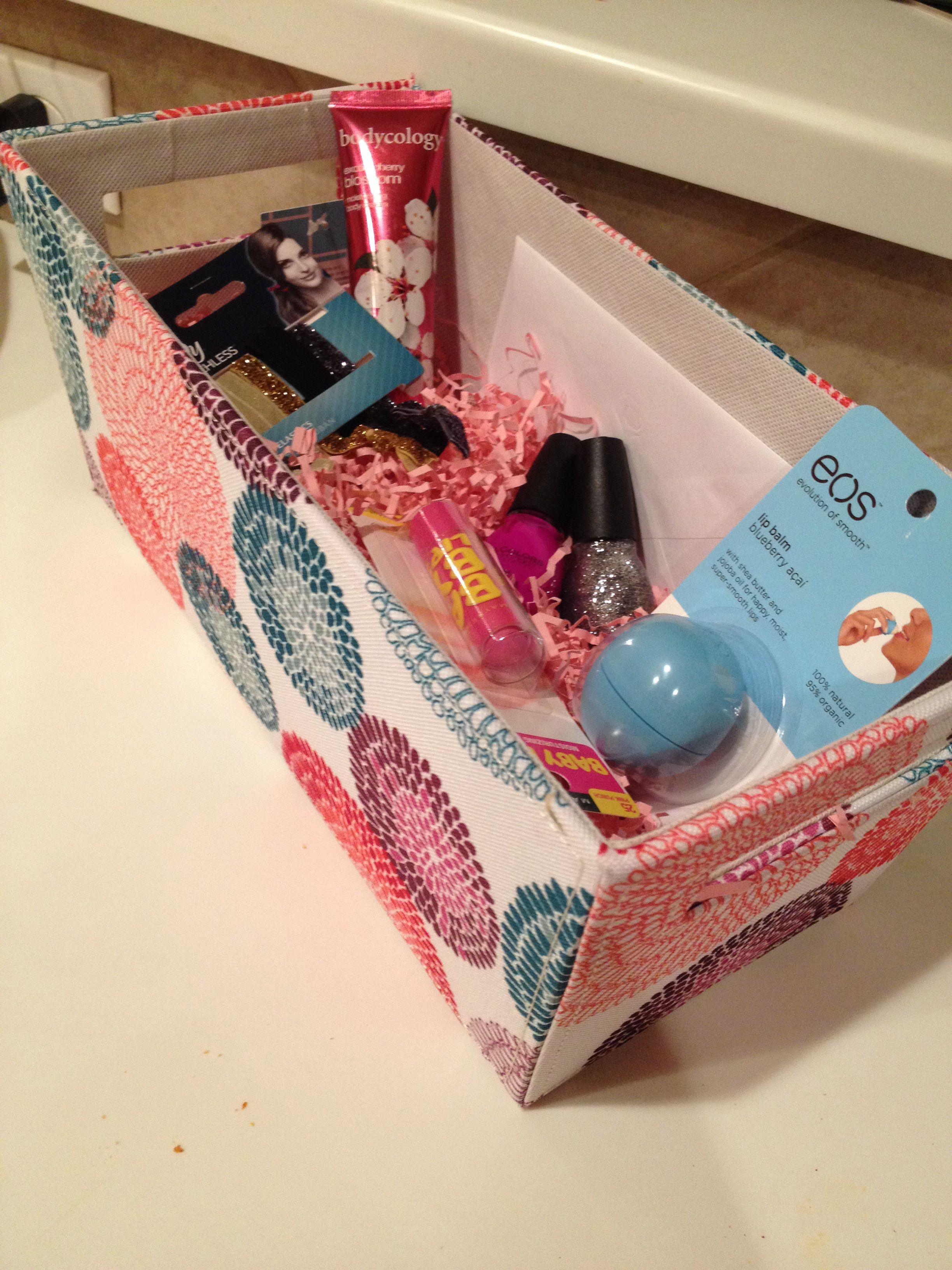Birthday Present For Teens Basteln Pinterest