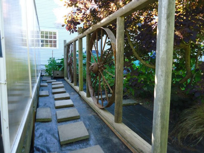 Creating a Western Themed Look in the Garden outdoor projects