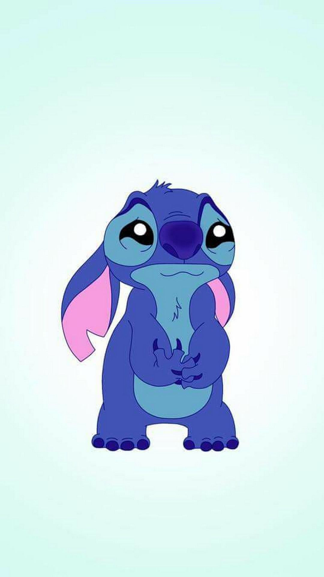 1080x1920 Stitch Wallpaper For Mobile Android 2018 Cute