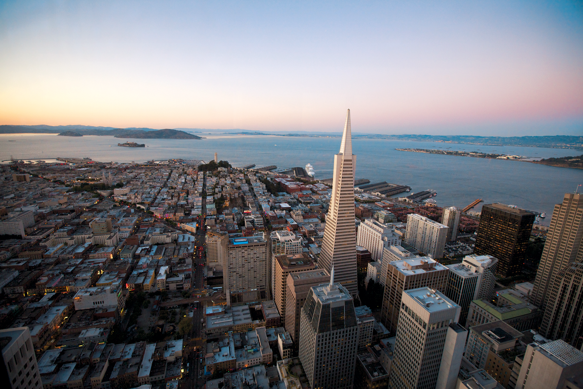 San Francisco - where I spent 5 amazing years. Nature, amazing ...