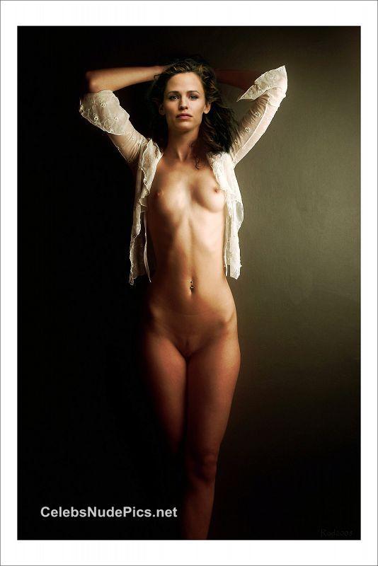 Jennifer Garner Nude Shower Scene