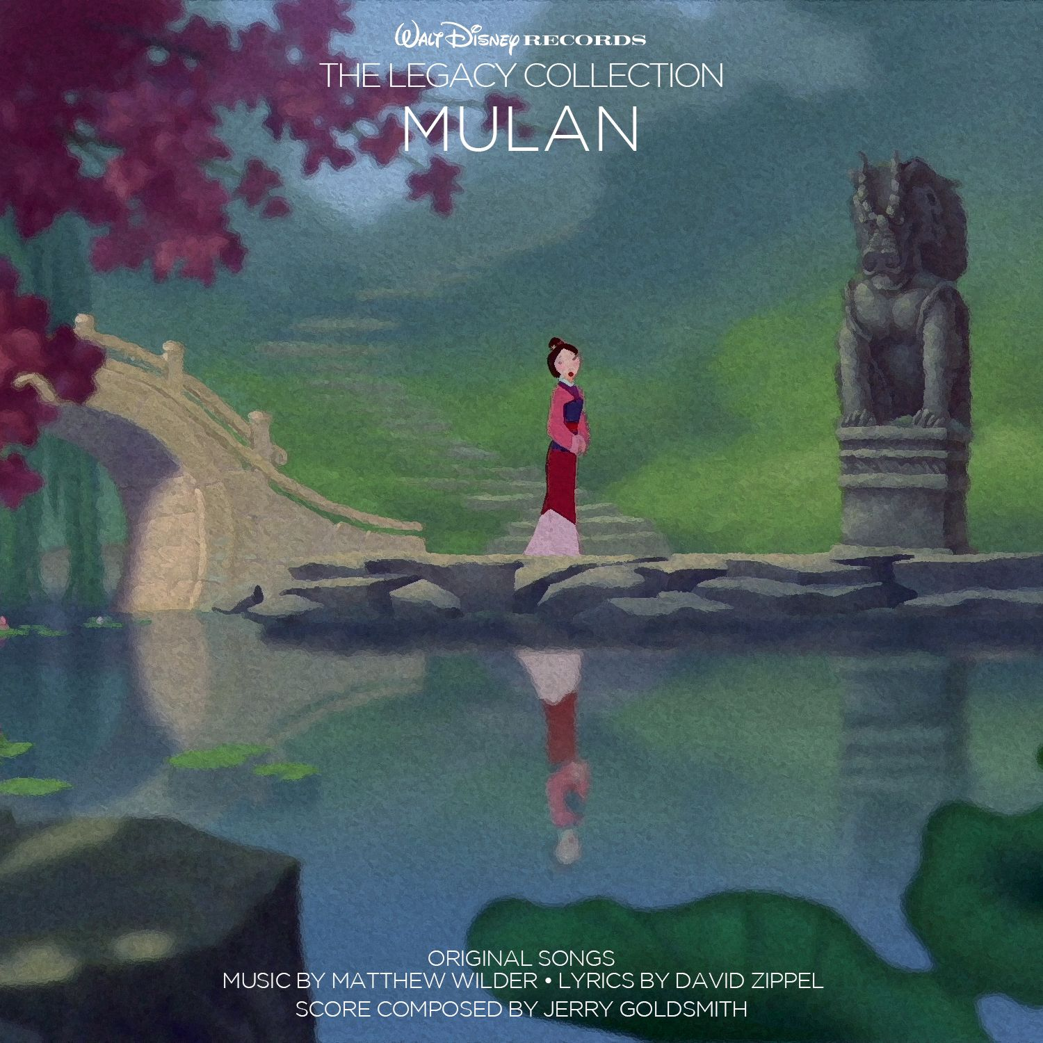 custom artwork for mulan in the style of disney s the legacy  custom artwork for mulan in the style of disney s the legacy collection i