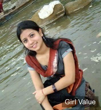 pakistani girl in stylish shalwar kameez salwar