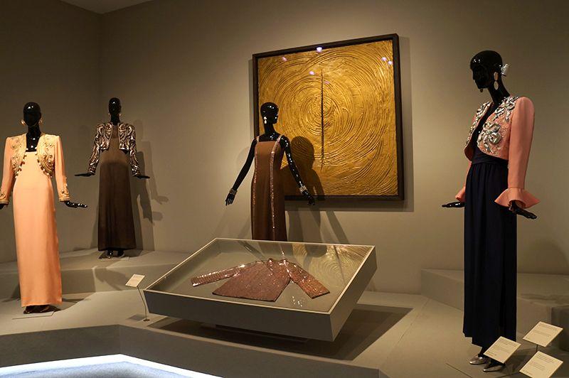 Exposición Hubert de Givenchy. Museo Thyssen Bornemisza de Madrid. #Arte #Moda #Arterecord 2014 https://twitter.com/arterecord