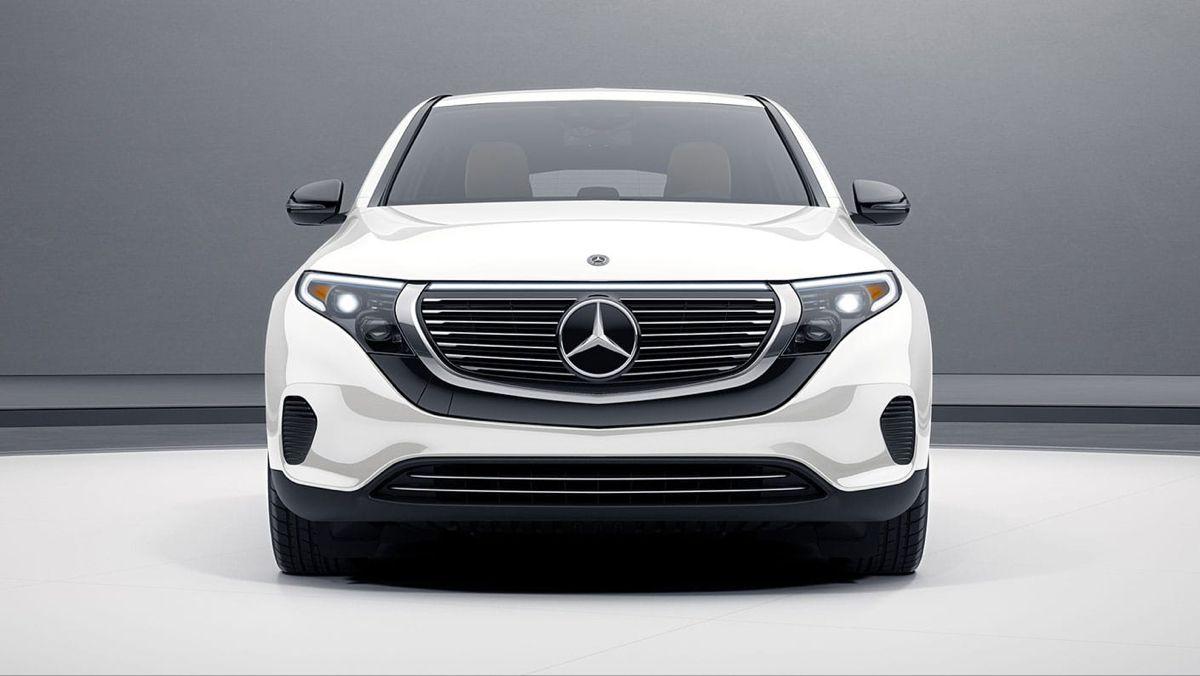 Eqc Markteinfuhrung In Den Usa Verschiebt Sich Von 2020 Auf 2021 Benz Elektrofahrzeug Elektroauto
