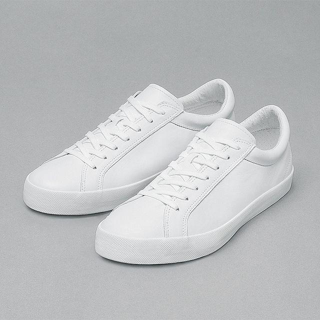 white sneakers | White tennis shoes