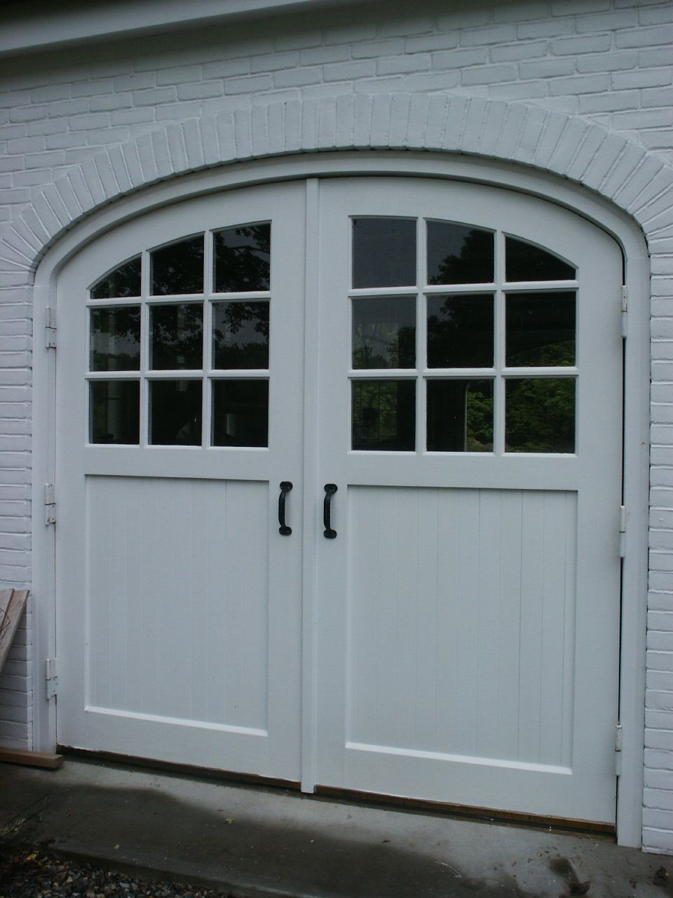 Custom made exterior doors by M.S. Herman & Company. | Millwork ...