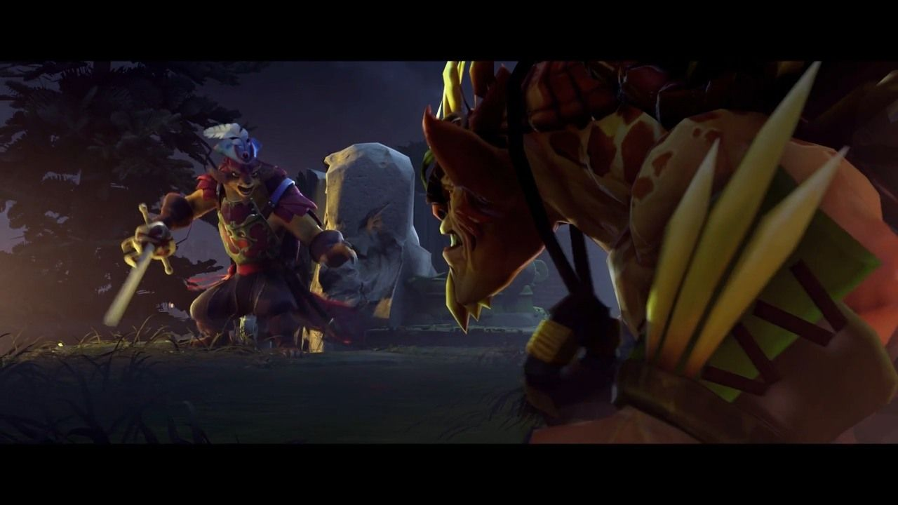 dota 2 dueling fates official trailer valve reveals two new dota