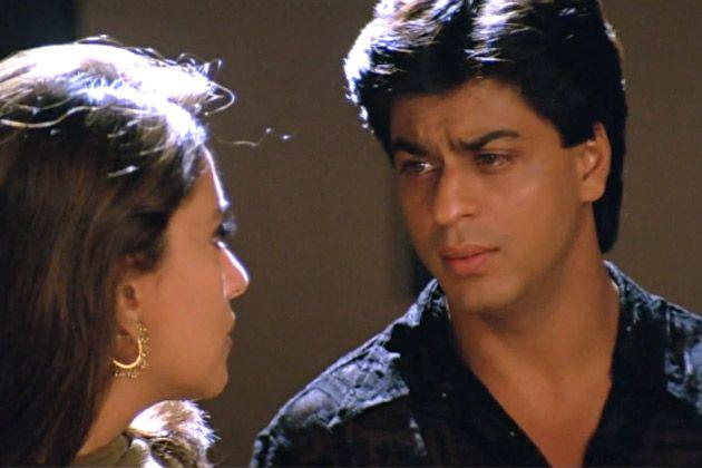 Shahrukh Khan and Madhuri Dixit - Dil To Pagal Hai (1997 ...