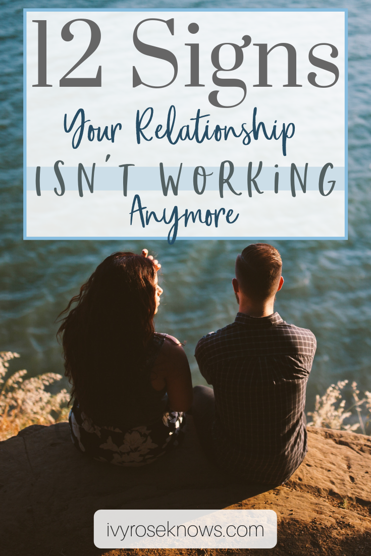 How Do You Know When A Relationship Is Over? | Relationships