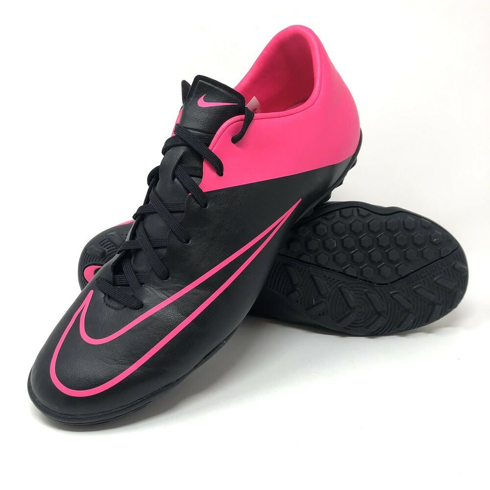 detailed look 0c200 25013 Nike Mercurial Victory V TF Men's Soccer Cleats Black Hyper ...