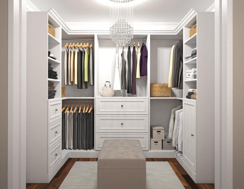 Best Billington 107 30 W Closet System Reviews Joss Main 400 x 300