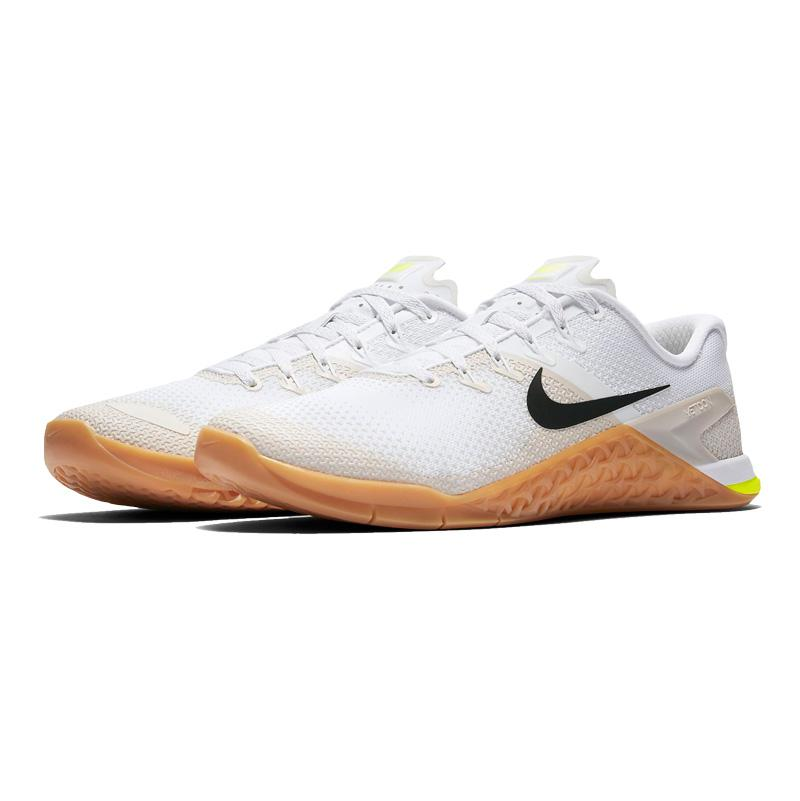 Men s Nike Metcon 4 - White Gum Conquering a challenge is earned not given c1e7c3fa8db