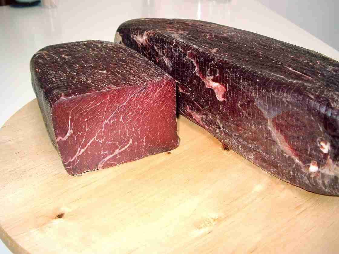 GRISCIUTTO - Air dried beef (Halal) is a pure, natural