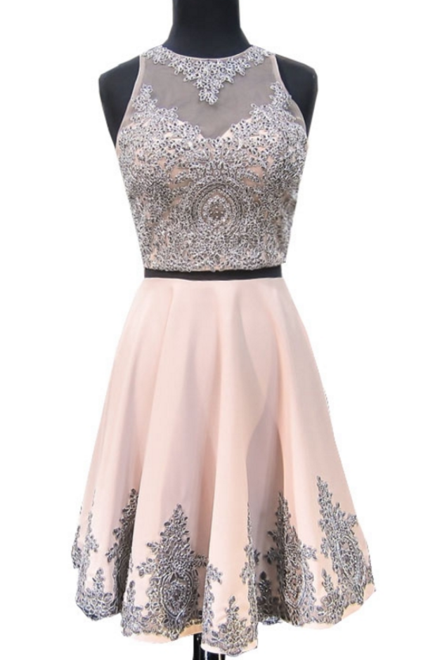 Sweet th grade prom dress  line scoop also olesaprom homecoming rh in pinterest