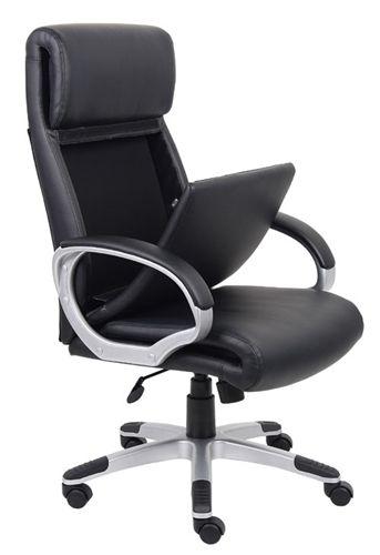Amazing Boss Hide A Back Secret Compartment Chair B007