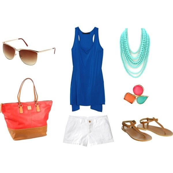 Bahama Breeze, created by #steph0016 on #polyvore.