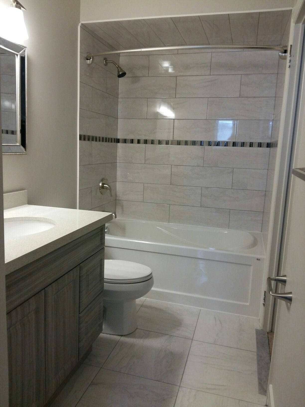 Bathroom Renovation By Central Home Improvements Bathroom - Home improvement bathroom remodel