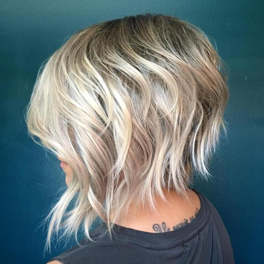 short shag hairstyles that you simply canut miss shaggy bob